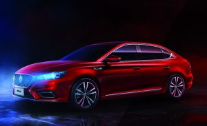 The all new MG6